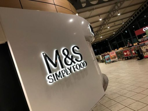 M&S Simply Food Installation