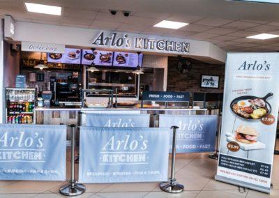 Cherwell Arlos Kitchen