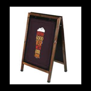 Wooden-A-Board