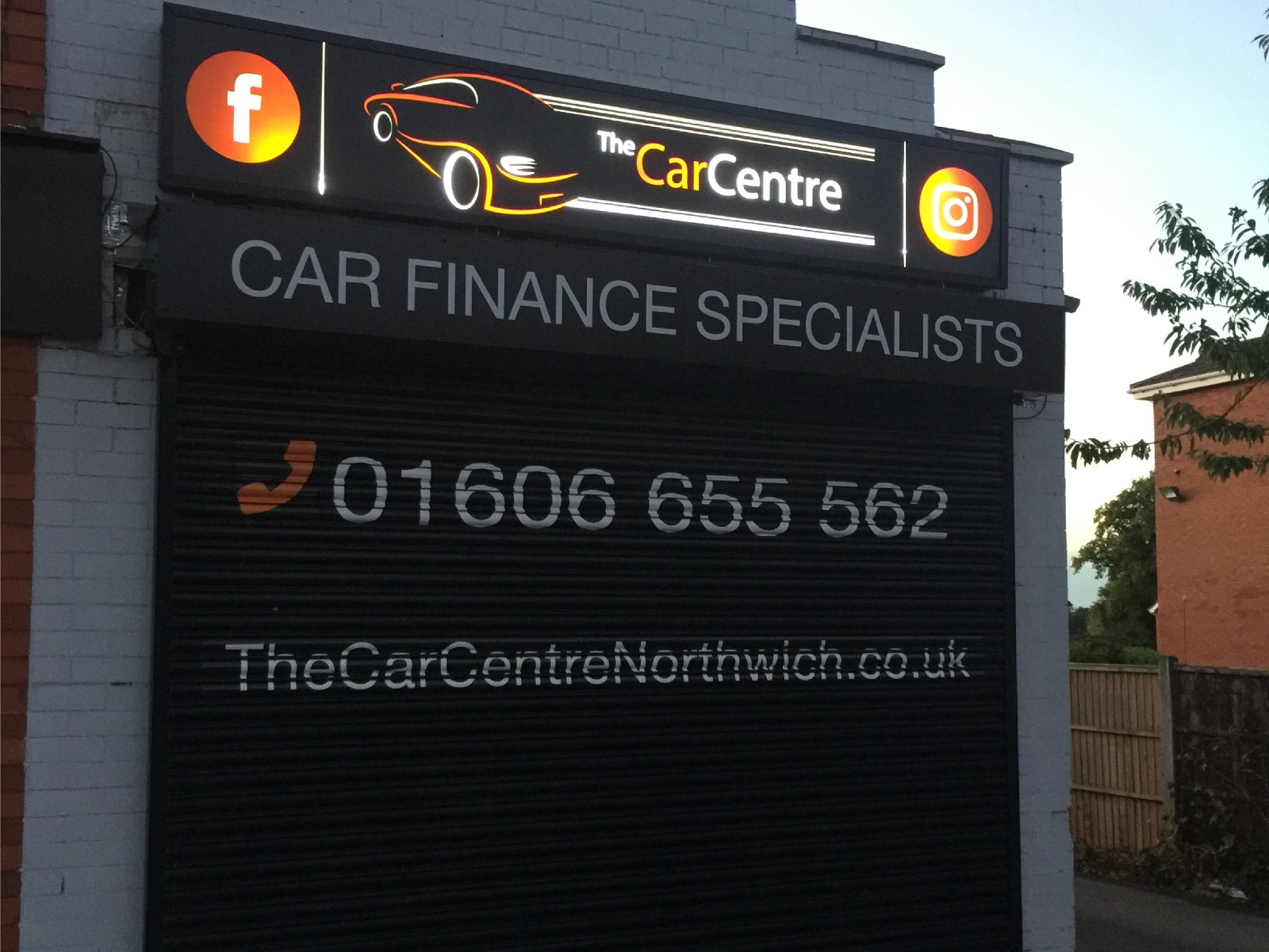 The-Car-Centre-Illuminated-Signage