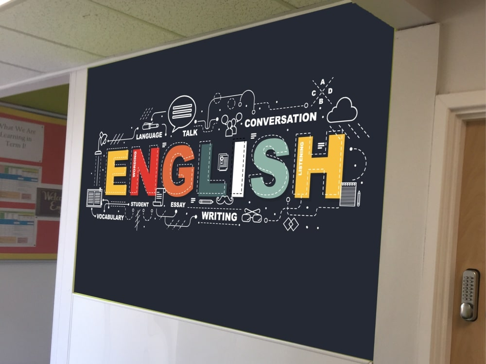 English-Wall-Graphic