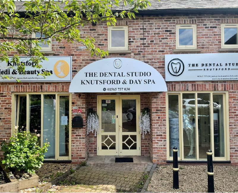 Dental Studio Shop Front Signage